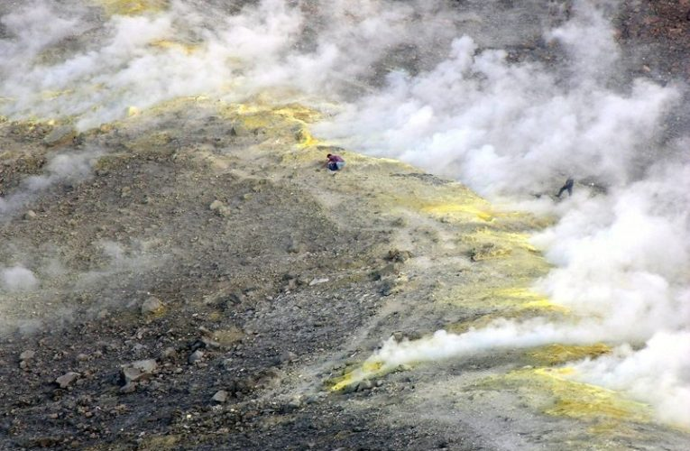 I gas vulcanici: il carburante delle eruzioni