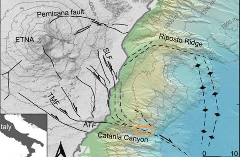 Un fianco dell'Etna si muove lateralmente. Facciamo il punto.