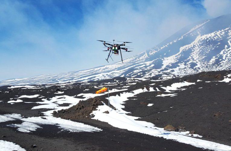 Volando tra i vulcani… con i piedi per terra!