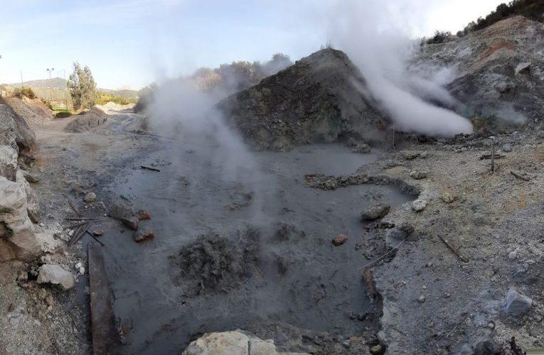 Il tremore fumarolico di Pisciarelli e lo stato di attività dell'area vulcanica dei Campi Flegrei