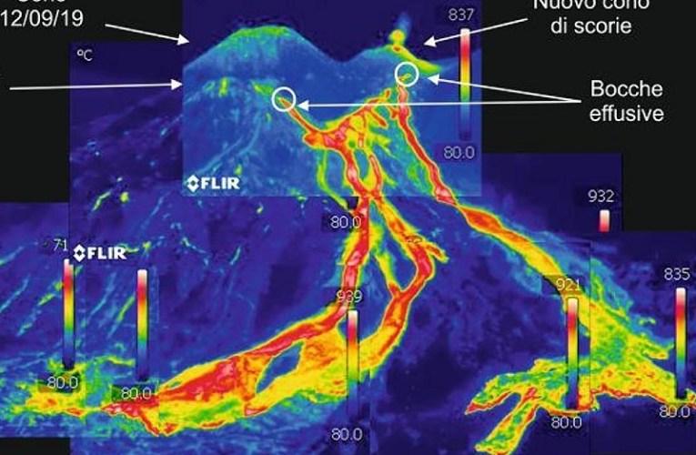 L'attività di monitoraggio dell'INGV-Osservatorio Etneo non si ferma