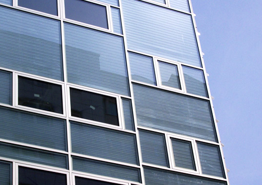 Glassx Windows, sustainable design, green design, green  architecture, green building, energy efficient windows, phase changing  windows