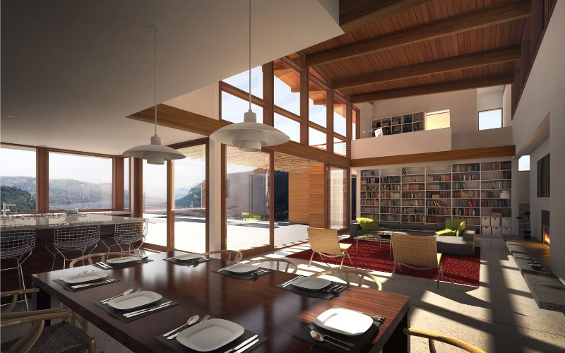 Gorgeous Green Homes From Turkel Amp Lindal Cedar Homes