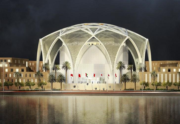 Ehrlich Architects Wins Award To Design New Parliament