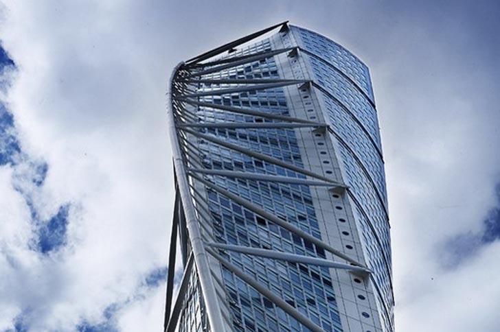 Turning Torso Calatravas Sustainable Skyscraper Is The