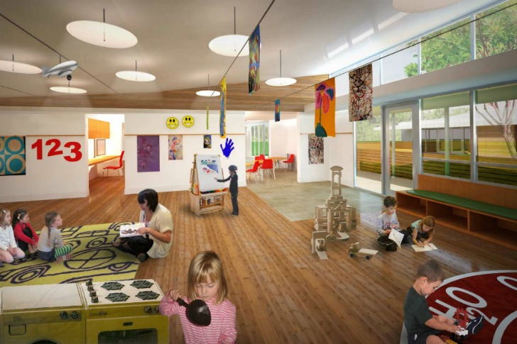 Bel Air Presbyterian PreSchool Poon Design Inhabitat