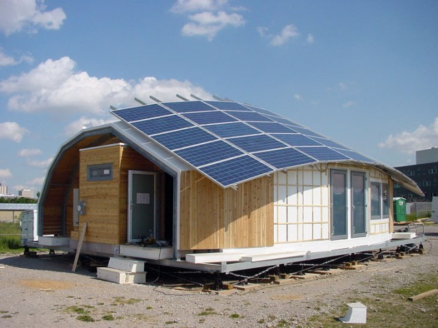 20 Stunning Energy Efficient Homes in the 2011 Solar Decathlon     Architecture