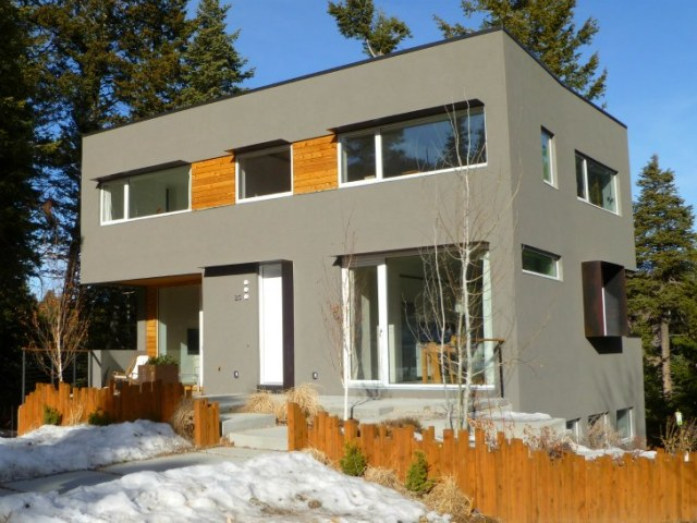 PHOTOS  125 Haus is Utah s Most Energy Efficient and Cost Effective     Architecture