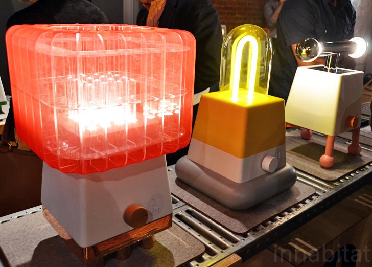 Flat Pack Coral Pendant Lamps By David Trubridge