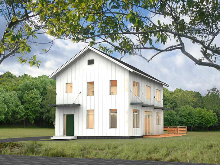 Unity Homes-Bensonwood « Inhabitat