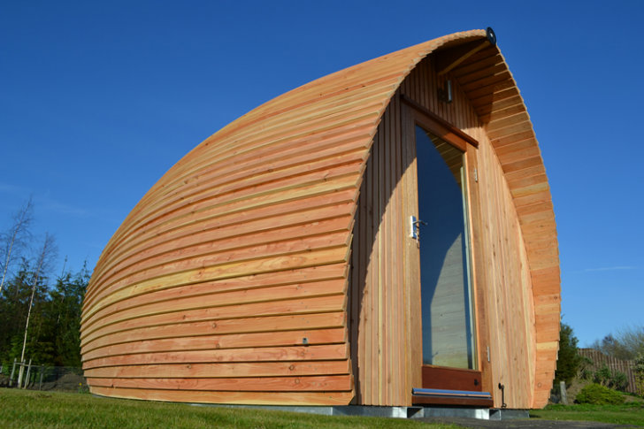 Monster Watching Amp Outdoor Adventure In Eco Camping Pods