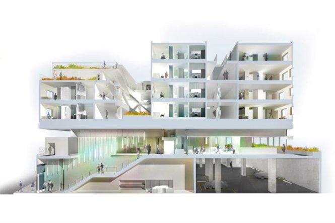Star Apartments Michael Maltzan Architects