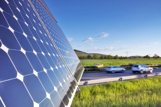 solar panels, ev, cars, sunlight, uc santa barbara, study, efficient, electric vehicle