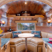 Orvis, green renovation, restored airstream, vintage copper vent, Flying Cloud Airstream, green design, sustainable design, eco design, Timeless Travel Trailers, green transportation, tiny homes, nomadic living,