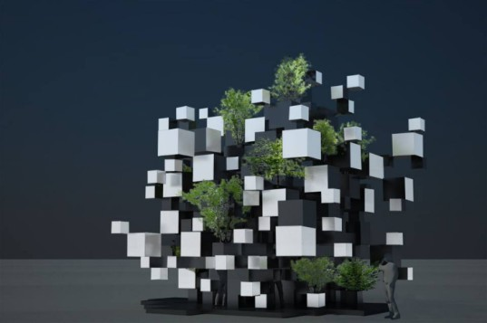 Many Small Cubes Sou Fujimotos Dazzling Plant And Light