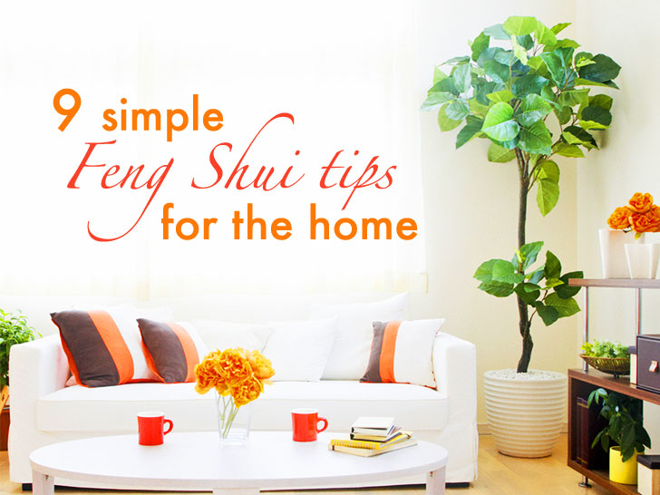 Feng Shui Home Decorating Tips