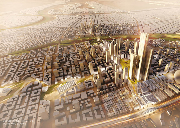 Som Egypt Capital City New Cairo 7 Inhabitat Green Design
