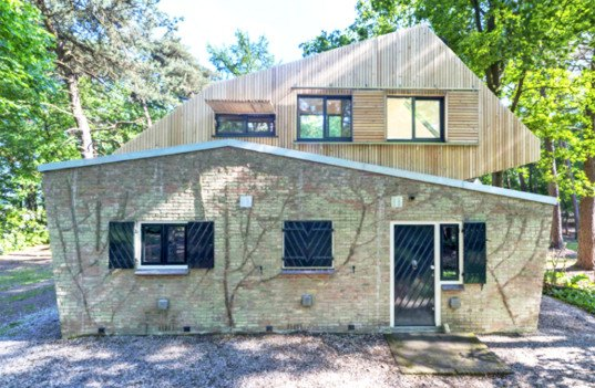 inspiring renovation, green renovation, sustainable renovation, green building, sustainable building, bloot architecture, holiday homes, holiday home renovation, green homes, solar power, treehouses