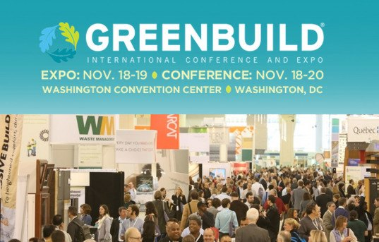 Greenbuild Greenbuilding Conference, Greenbuild green architecture trade show, green building industry show, USGBC