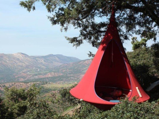 cacoon, hanging tent, covered hammock, portable shelter, hanging shelter, hanging cocoon tent, cocoon tent