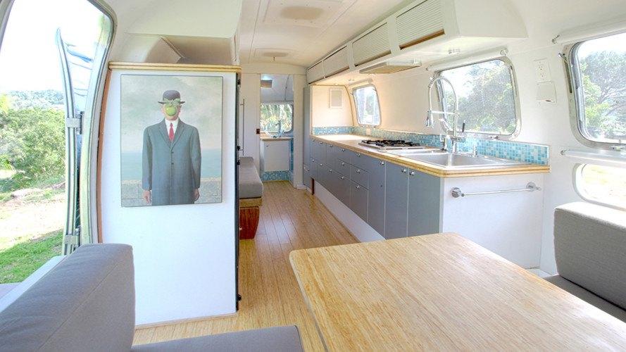 Airstream Renovation By Matthew Hofman Inhabitat Green