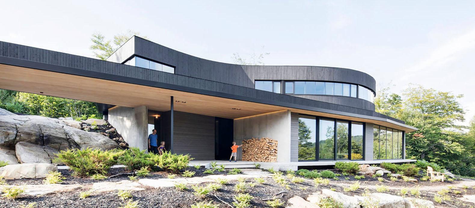 Best Kitchen Gallery: Off Grid Home Inhabitat Green Design Innovation Architecture of Off Grid Home Designs  on rachelxblog.com