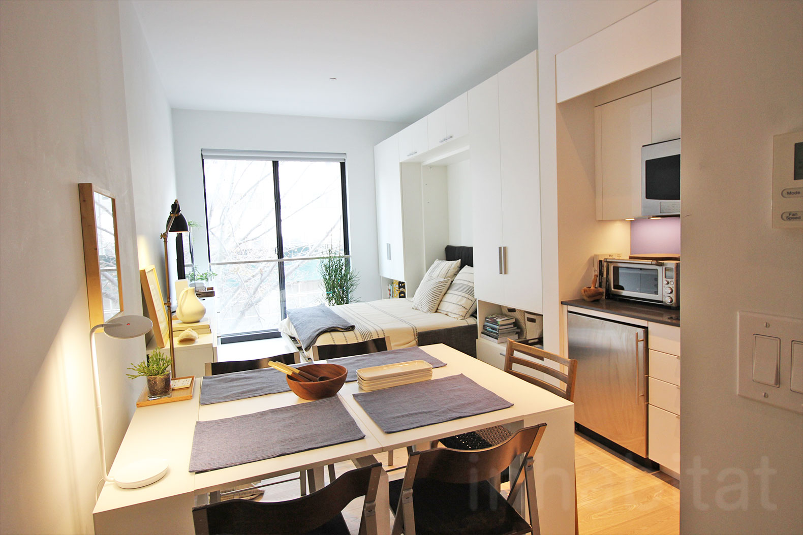 NYCs First Micro Apartment Units Near Completion At