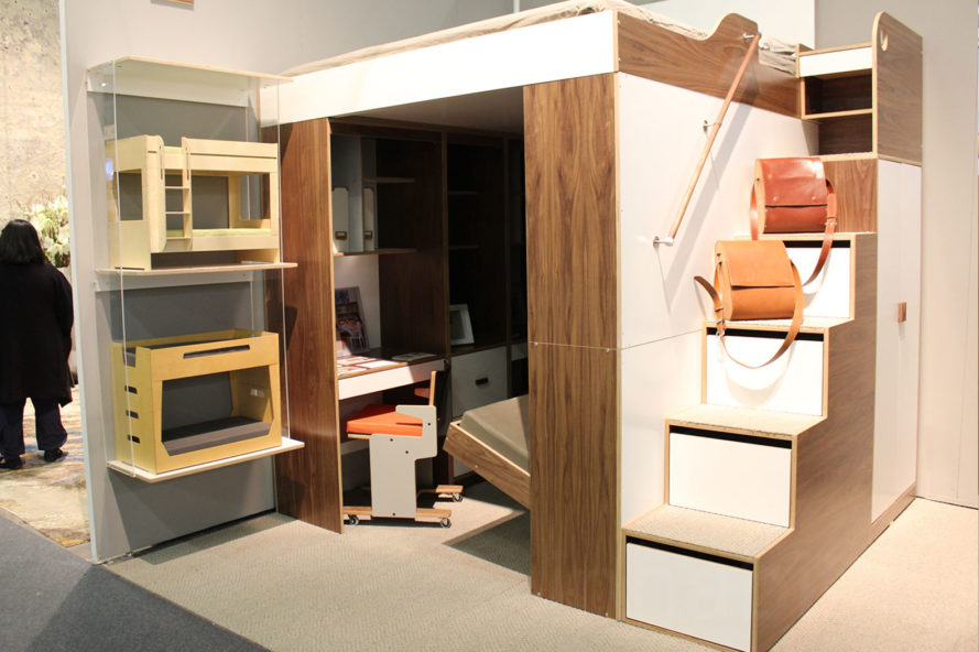 Casa Collection S Urbano Loft Bed Is The Answer To Your