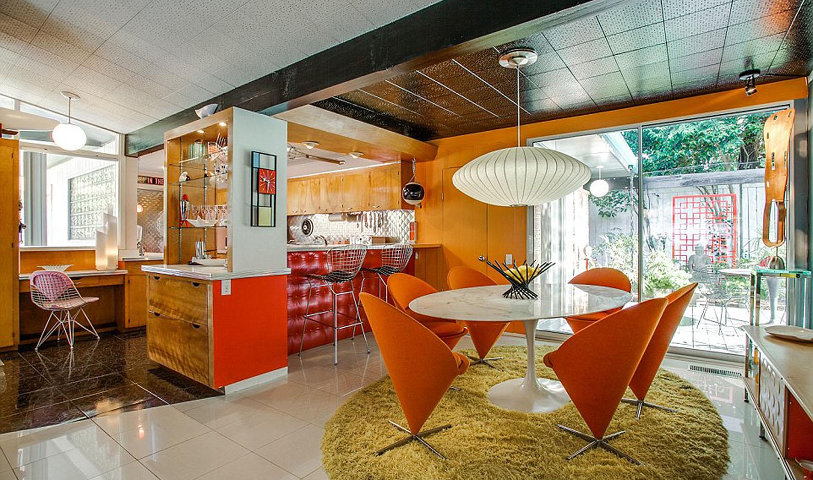 Post Modern House Interior