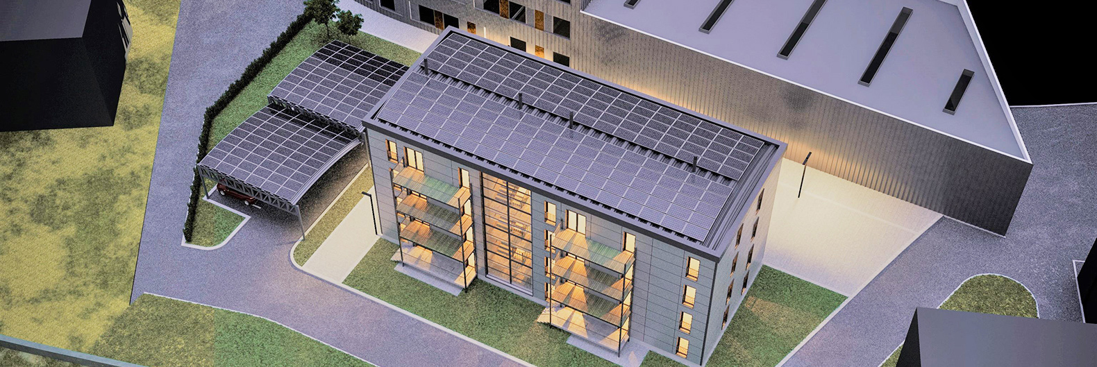 Prefabricated Housing Inhabitat Green Design Innovation Architecture Green Building