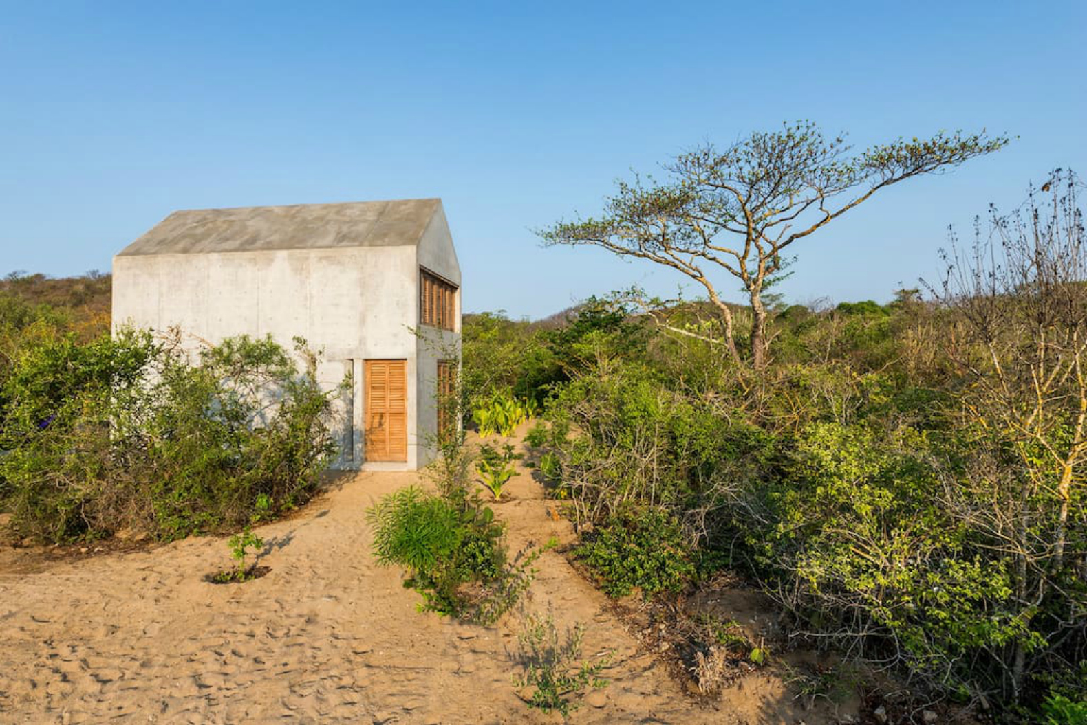 Go Way Way Off Grid At This Amazing Tiny House Airbnb In Oaxaca Inhabitat Green Design