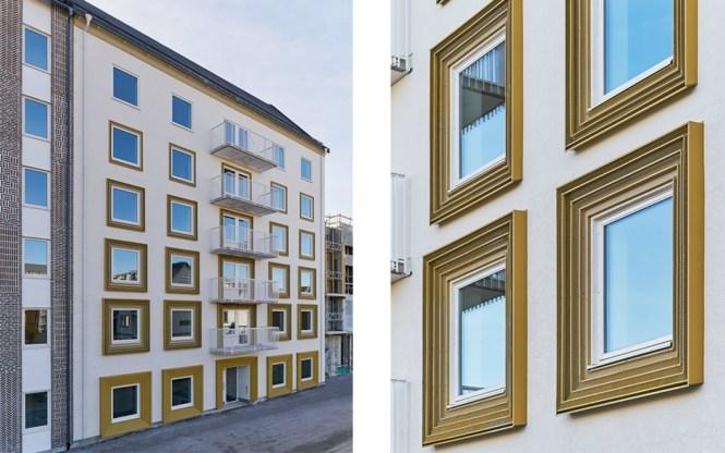 Kjellgren Kaminsky Plus Energy Houses Vallastaden Homes Efficiency Net