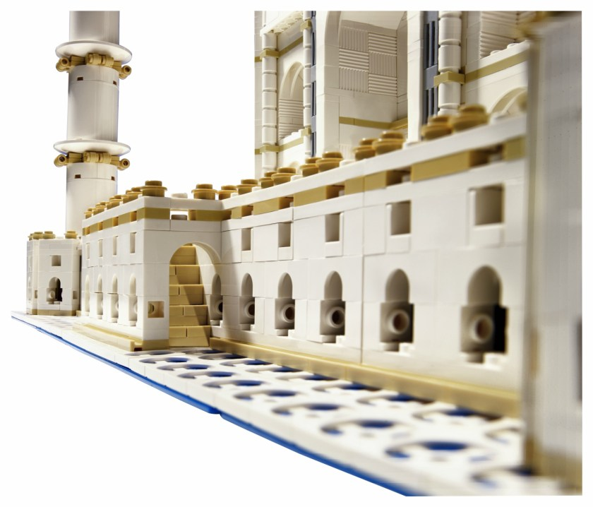 Image result for lego relaunches taj mahal