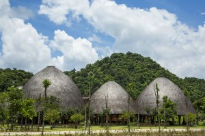 Spectacular bamboo domes mimic the mountains of Vietnam | Inhabitat  Green Design, Innovation