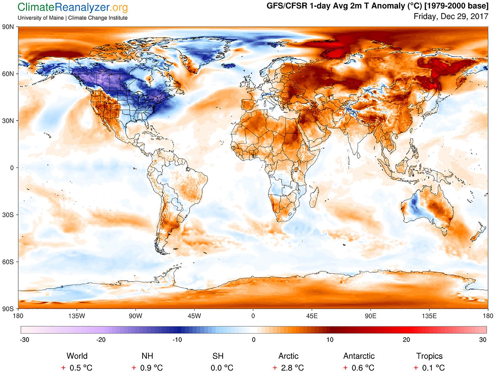 Climate Change Inhabitat