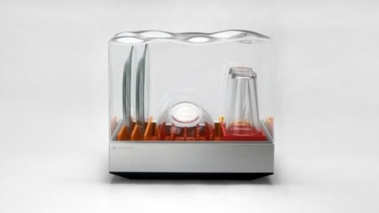 Tetra Is A Brilliant See Through Dishwasher That Fits In