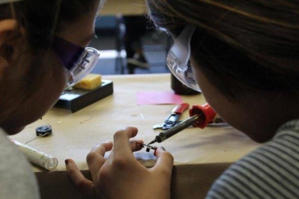 DIY Girls, STEM, girls in STEM, women in STEM