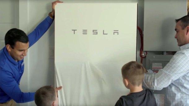Tesla, Powerpack, Nova Scotia Power, Powerpack batteries