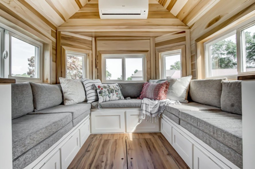 this gorgeous tiny home is perfect for