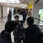 NHK大阪の取材を受けました