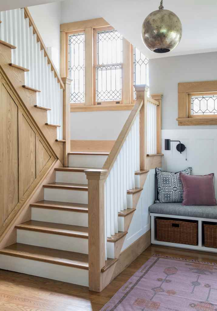 Idea Space Architects Hickory Staircase Maplewood NJ Project Matters Magazine
