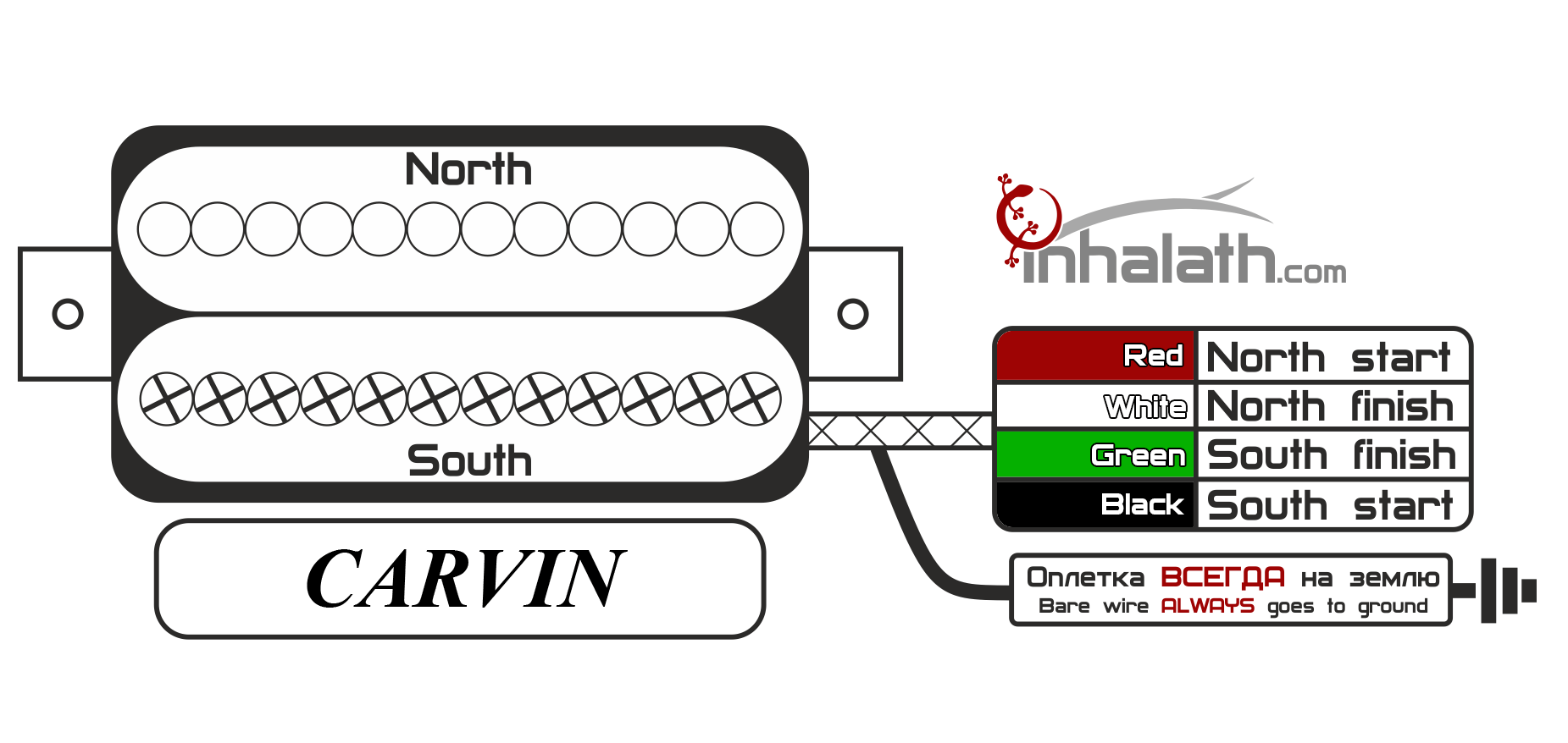 Squier Wiring Diagram as well Emg 81 85 Wiring Diagram as well Dimarzio Wiring Diagram For 2 Humbuckers Push additionally Jackson Electric Guitar Wiring Diagrams in addition Two Band Ptb Tone Control Useful Easy Cheap Awesome. on carvin pickup wiring