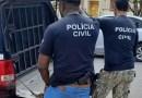 Dois homens são presos em Marechal Deodoro, AL, suspeitos de duplo homicídio