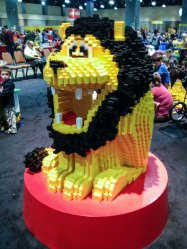LEGO Kidsfest Photo by Edward Main