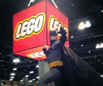 Batman LEGO Kidsfest Hartford ~ photo by Edward Main