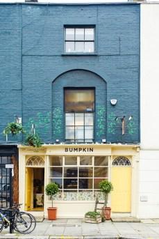 The blue door of Chelsea