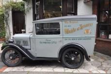 Maids of Honour delivery van