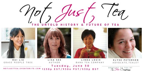Not Just Tea Panel, June 30