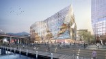 ICC Sydney. Did the architect get paid 'by the wedge'?