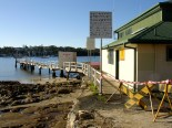 Burraneer Jetty and Slipway.